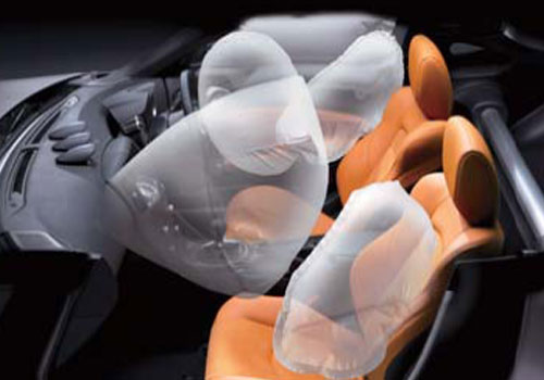 Nissan 370Z Airbag Interior Picture