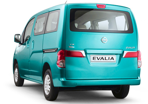 Nissan Evalia Cross Side View Exterior Picture