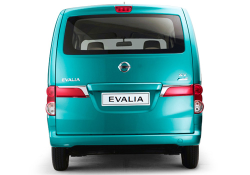 Nissan Evalia Rear View Exterior Picture