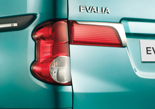 Nissan Evalia Tail Light Exterior Picture