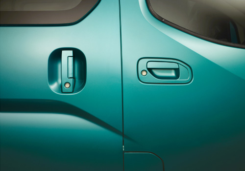 Nissan Evalia Door Handle Exterior Picture