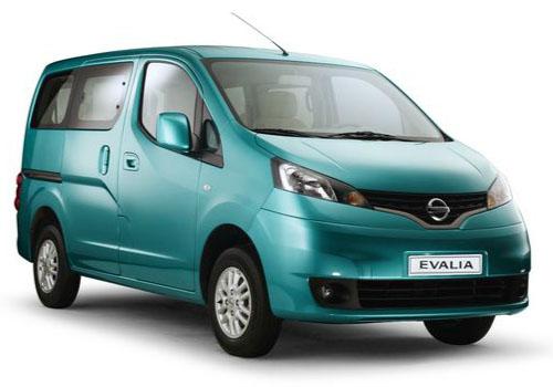 Nissan Evalia Pictures