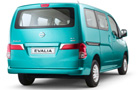 Nissan Evalia Rear Angle View Picture