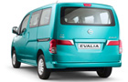 Nissan Evalia Cross Side View Picture
