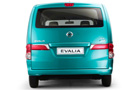 Nissan Evalia Rear View Picture