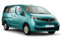 Nissan Evalia Front Low Angle View
