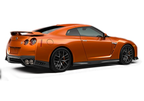 Nissan GT-R Rear Angle View Exterior Picture
