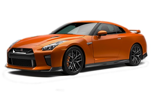 Nissan GT-R Front Angle View Exterior Picture