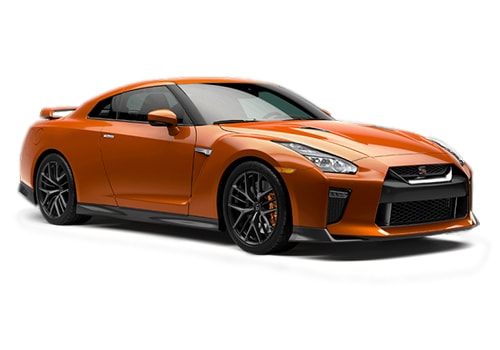 Nissan GT-R Front Side View Exterior Picture