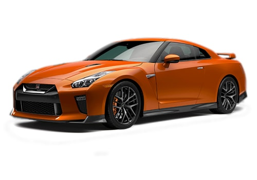 Nissan GT-R Front Angle Low Wide Exterior Picture