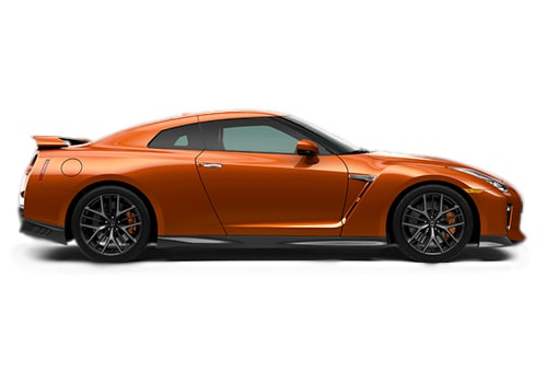 Nissan GT-R Side Medium View Exterior Picture