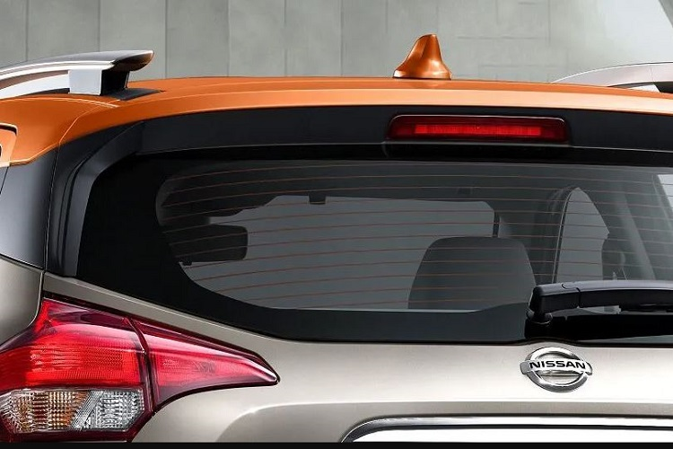 Nissan Kicks Rear wash and Wipe Exterior Picture