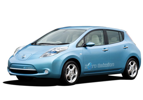 Nissan Leaf Pictures