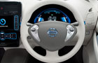 Nissan Leaf Steering Wheel Picture
