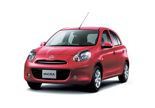 Nissan Micra Active XL