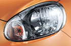 Nissan Micra Head Light Pictures