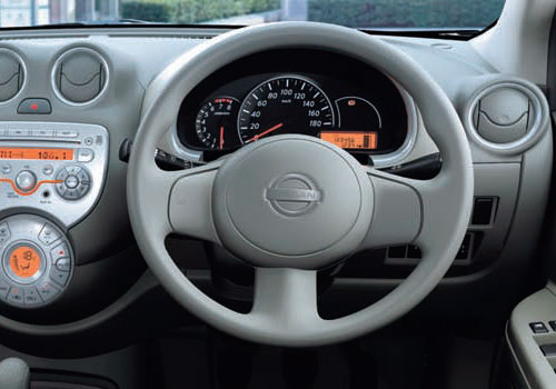 Nissan Micra Steering Wheel Picture