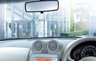 Nissan Micra Courtsey Lamps Picture