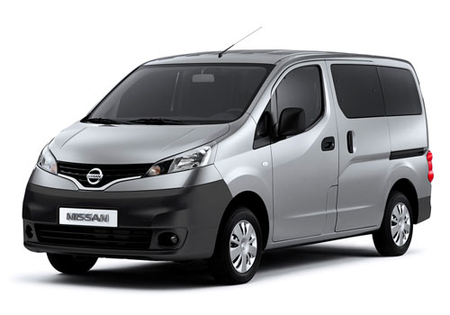 Nissan NV200 Pictures