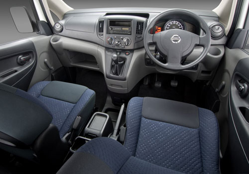 Nissan NV200 Dashboard Picture