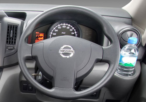 Nissan NV200 Steering Wheel Picture