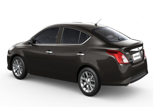 Nissan Sunny Cross Side View Exterior Picture