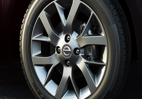 Nissan Sunny Wheel and Tyre Exterior Picture