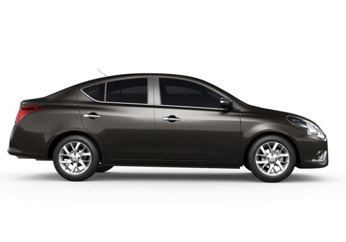 Nissan Sunny Side Medium View Exterior Picture