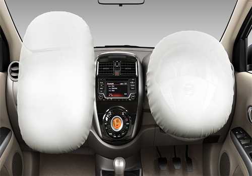 Nissan Sunny Airbag Interior Picture