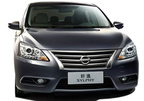 Nissan Sylphy Photos
