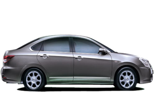 Nissan Sylphy Side Medium View Exterior Picture