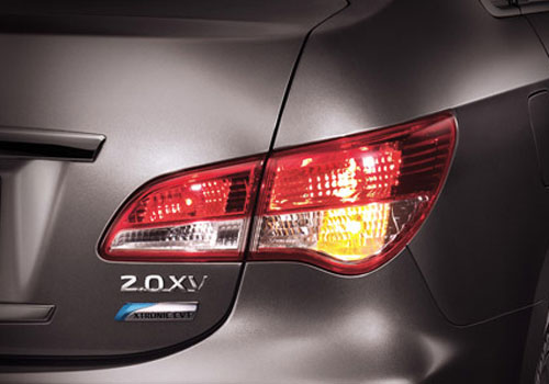 Nissan Sylphy Tail Light Exterior Picture