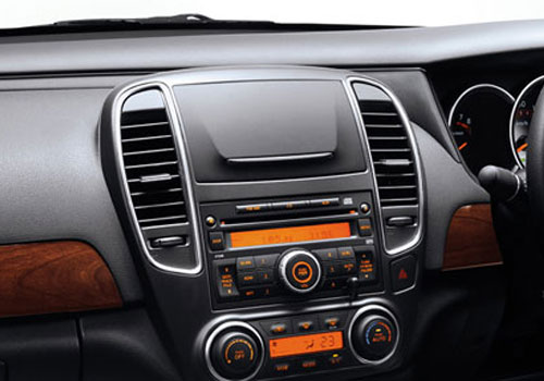 Nissan Sylphy Front AC Controls Interior Picture
