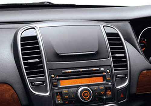 Nissan Sylphy Side AC Control Interior Picture