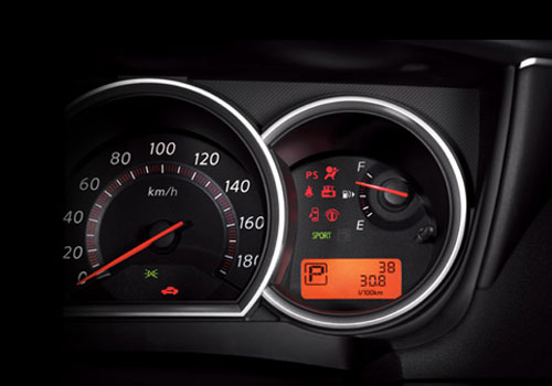 Nissan Sylphy Tachometer Interior Picture