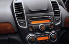 Nissan Sylphy Front AC Controls Picture