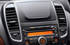 Nissan Sylphy Side AC Control Picture