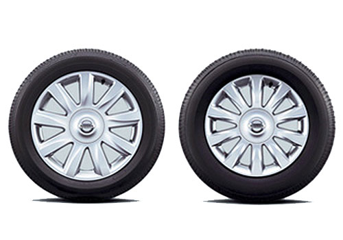 Nissan Teana Wheel and Tyre Exterior Picture