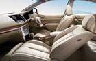 Nissan Teana Front Seats Picture