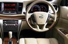 Nissan Teana Steering Wheel Picture