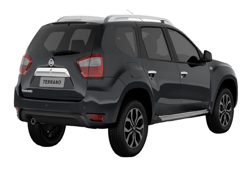 Nissan Terrano Rear View Exterior Picture