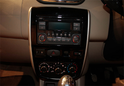 Nissan Terrano Dashboard Interior Picture