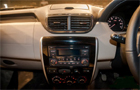 Nissan Terrano Front Seats Picture