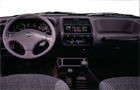 Nissan Terrano Top View Picture