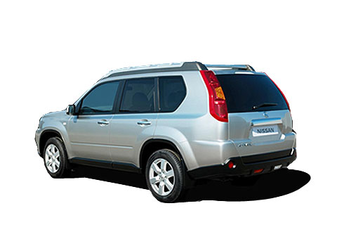 Nissan Xtrail Cross Side View Exterior Picture