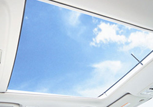Nissan Xtrail Sun Roof and Moon Roof Exterior Picture