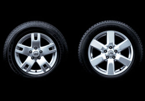 Nissan Xtrail Wheel and Tyre Exterior Picture