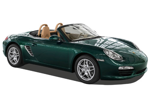 Porsche Boxster Front Side View Exterior Picture