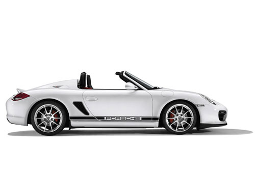 Porsche Boxster Side Medium View Exterior Picture