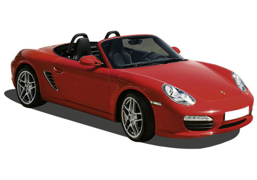 Porsche Boxster Front Low Angle View Exterior Picture